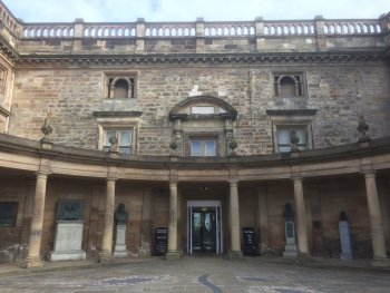 Work selected for Nottingham Castle Open Exhibition
